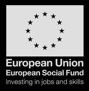 ESF-EU-logo accreditation for online courses